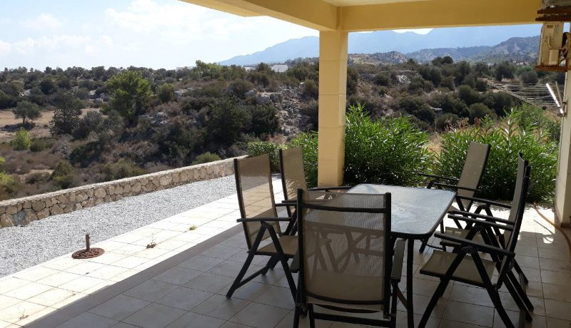 Esentepe Beachview Garden Apartment 3 Bed - North Cyprus Property 8