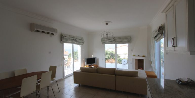 Esentepe Mediterranean Bungalow 2 Bed - North Cyprus Property 3