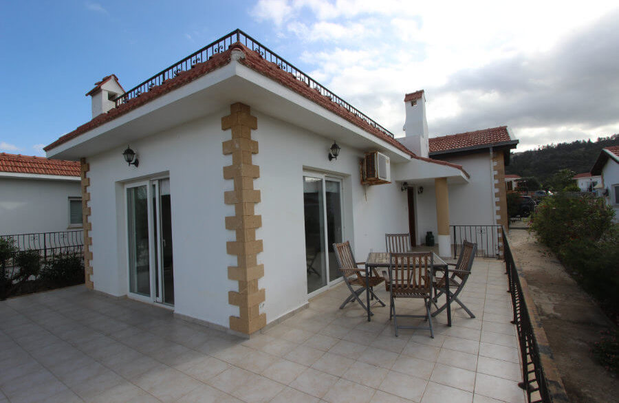 Esentepe Mediterranean Bungalow 2 Bed - North Cyprus Property 9