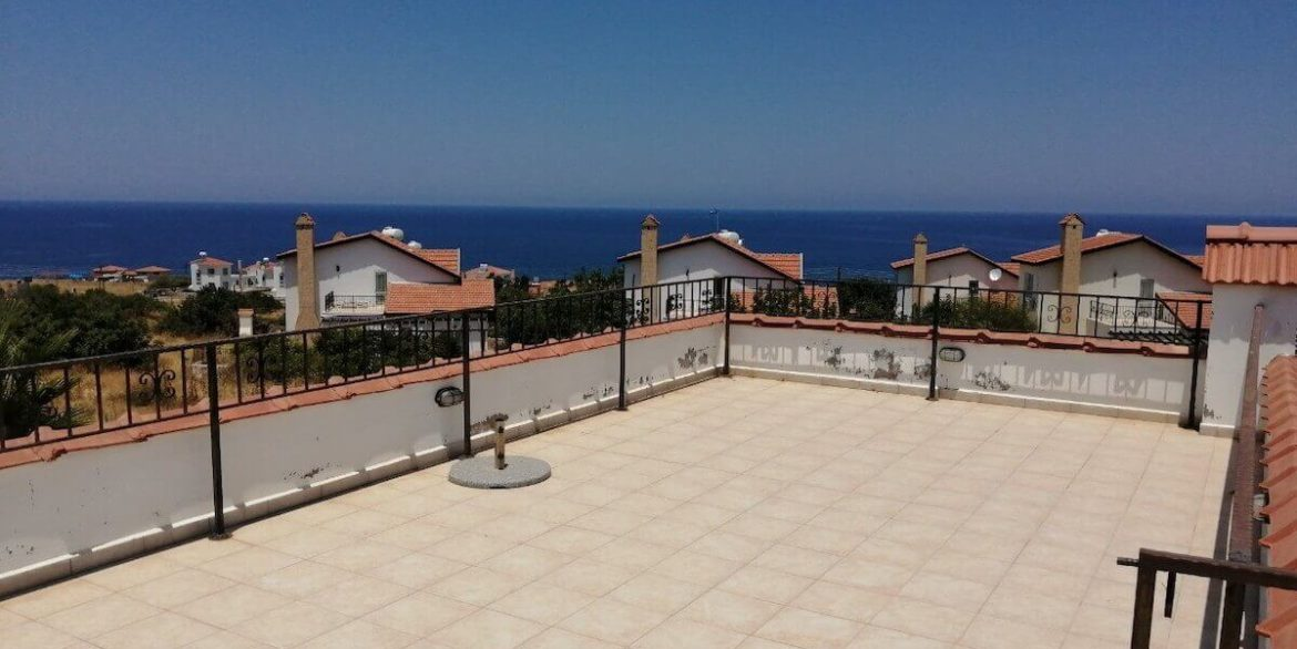 Esentepe Mediterranean Bungalow 2 Bed - North Cyprus Property B1