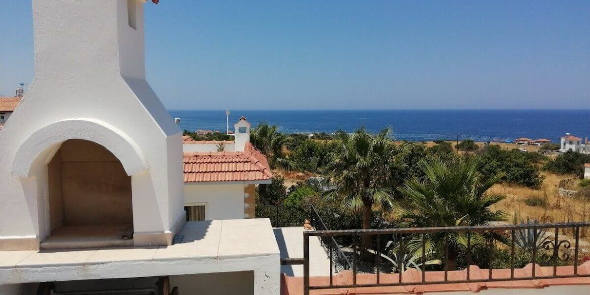 Esentepe Mediterranean Bungalow 2 Bed - North Cyprus Property B3