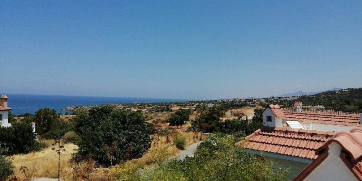Esentepe Mediterranean Bungalow 2 Bed - North Cyprus Property B4