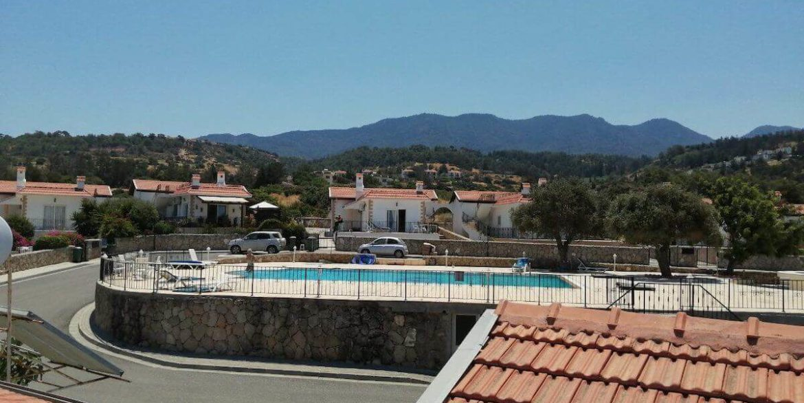 Esentepe Mediterranean Bungalow 2 Bed - North Cyprus Property B6