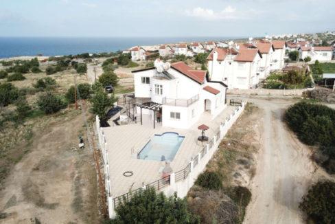 Esentepe Seaview Villa 4 Bed - North Cyprus Property 1
