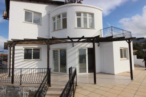 Esentepe Seaview Villa 4 Bed - North Cyprus Property 10