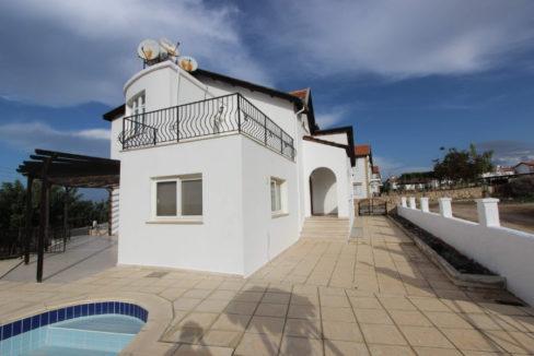 Esentepe Seaview Villa 4 Bed - North Cyprus Property 11