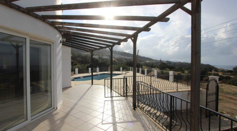 Esentepe Seaview Villa 4 Bed - North Cyprus Property 12