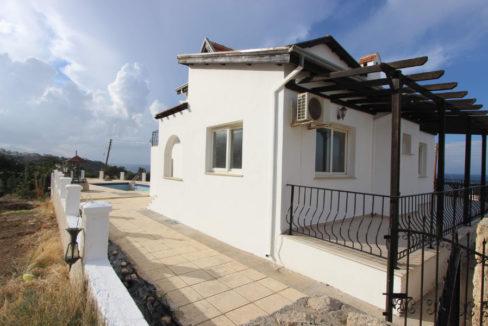 Esentepe Seaview Villa 4 Bed - North Cyprus Property 15