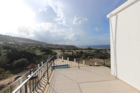 Esentepe Seaview Villa 4 Bed - North Cyprus Property 23