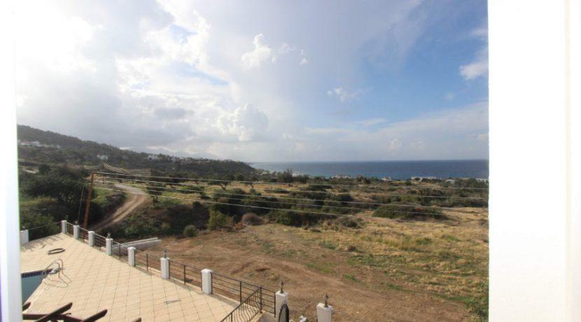 Esentepe Seaview Villa 4 Bed - North Cyprus Property 25