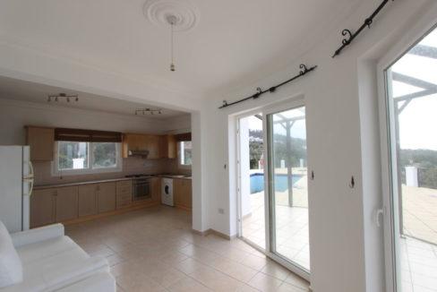 Esentepe Seaview Villa 4 Bed - North Cyprus Property 32