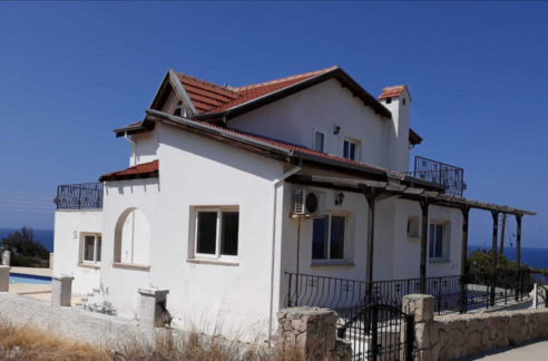 Esentepe Seaview Villa 4 Bed - North Cyprus Property 4