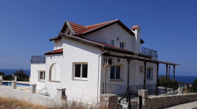 Esentepe Seaview Villa 4 Bed - North Cyprus Property 4