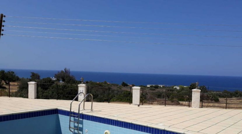 Esentepe Seaview Villa 4 Bed - North Cyprus Property 5
