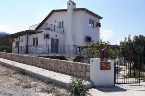 Esentepe Seaview Villa 4 Bed - North Cyprus Property 6