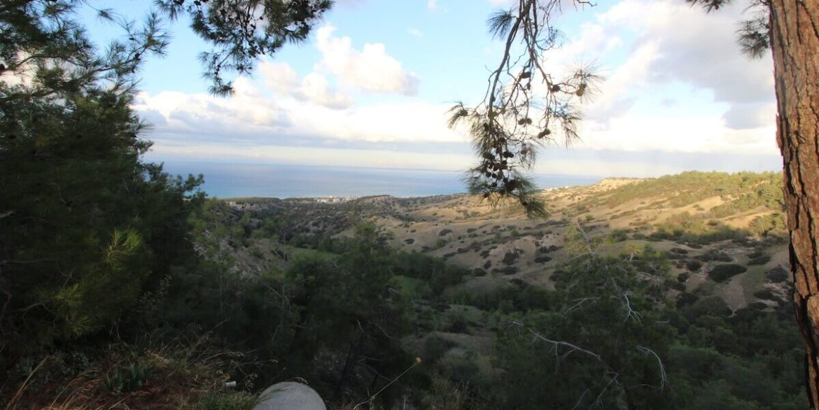 Seaview Canyon Villa 3 Bed - North Cyprus Property E1