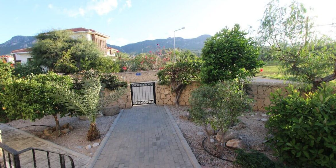 Seaview Canyon Villa 3 Bed - North Cyprus Property X3