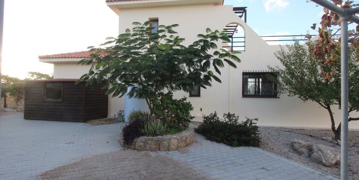 Seaview Canyon Villa 3 Bed - North Cyprus Property X5