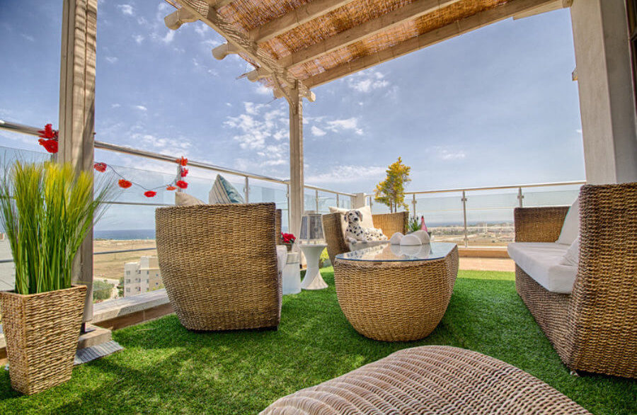 East Coast Resort Seaview Apartment 1 Bed - North Cyprus Property 2