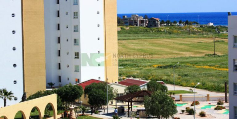 East Coast Resort Seaview Apartment 1 Bed - North Cyprus Property 4