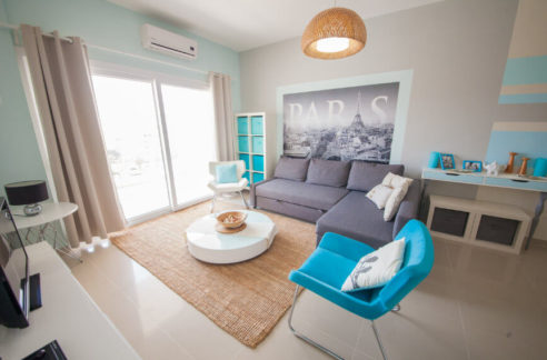 East Coast Resort Seaview Apartment 3 Bed - North Cyprus Property 2