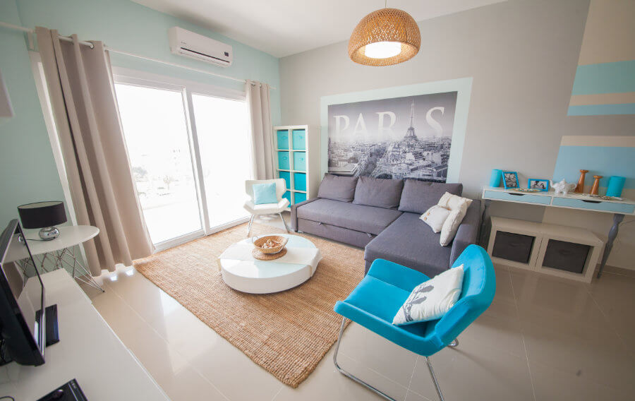 East Coast Resort Seaview Apartment 3 Bed