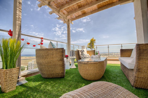 East Coast Resort Seaview Apartment 3 Bed - North Cyprus Property 8