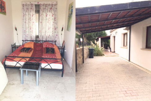 Elegant Seafront Palms Villa in Bahceli 3 Bed - North Cyprus Property 2