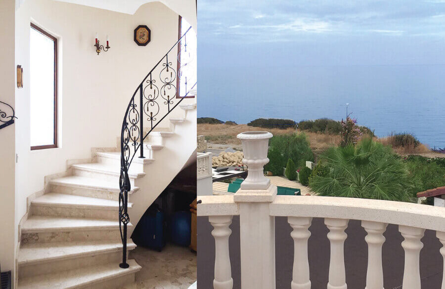 Elegant Seafront Palms Villa in Bahceli 3 Bed - North Cyprus Property 3