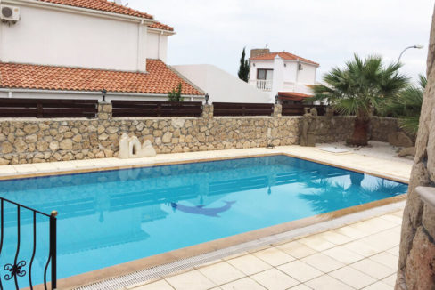 Elegant Seafront Palms Villa in Bahceli 3 Bed - North Cyprus Property 6