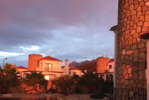 Elegant Seafront Palms Villa in Bahceli 3 Bed - North Cyprus Property A10