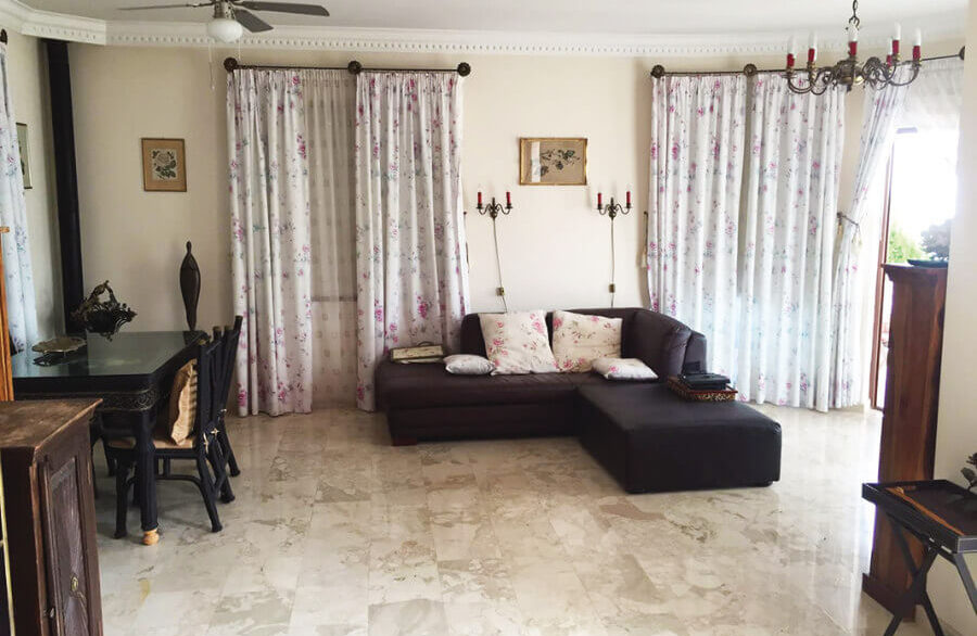 Elegant Seafront Palms Villa in Bahceli 3 Bed - North Cyprus Property A2