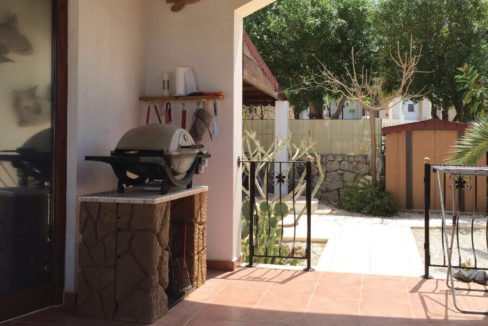 Elegant Seafront Palms Villa in Bahceli 3 Bed - North Cyprus Property A7