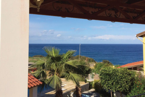 Elegant Seafront Palms Villa in Bahceli 3 Bed - North Cyprus Property A9