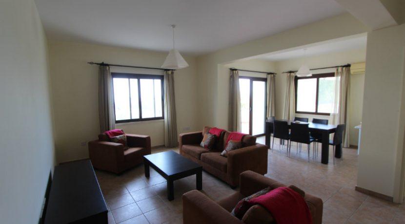 Kucuk Erenkoy - Coast View 3 Bed Garden Apartment 14