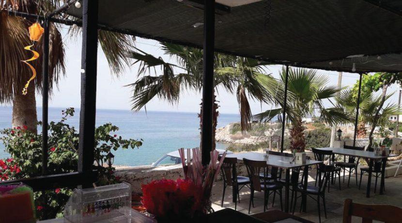 Kucuk Erenkoy Seabreeze Restaurant - North Cyprus