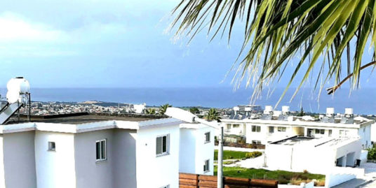 Kyrenia View Catalkoy Penthouse – 2 Bed