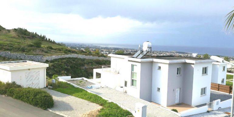 Kyrenia View Catalkoy Penthouse 13