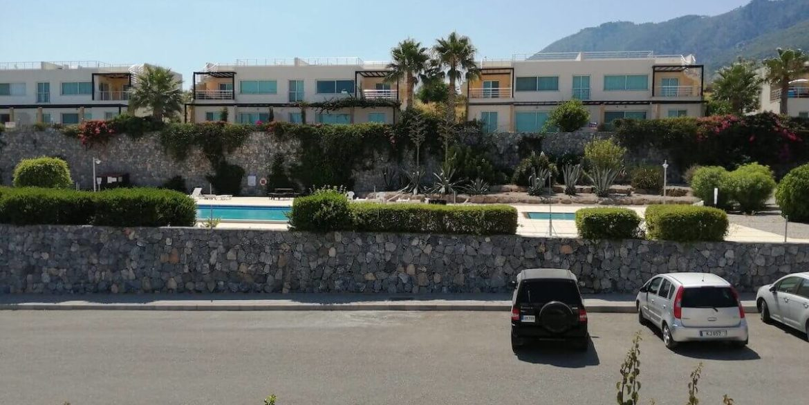 Kyrenia View Catalkoy Penthouse - North Cyprus Property
