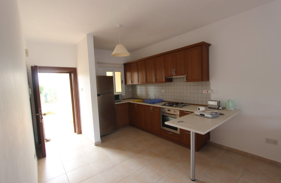 Tatlisu Marina 3 Bed Garden Apartment - North Cyprus Property 1