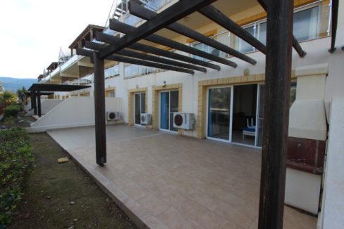 Tatlisu Marina 3 Bed Garden Apartment - North Cyprus Property 11