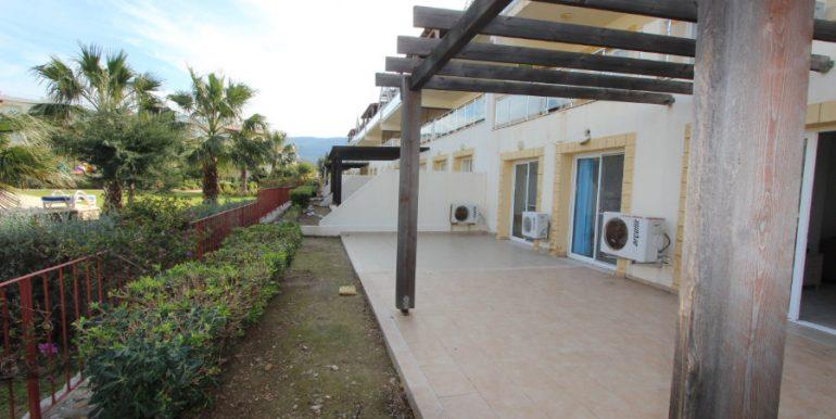 Tatlisu Marina 3 Bed Garden Apartment - North Cyprus Property 12