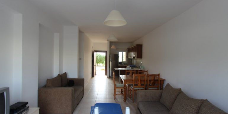 Tatlisu Marina 3 Bed Garden Apartment - North Cyprus Property 17