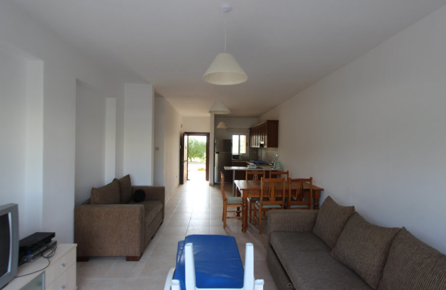 Tatlisu Marina 3 Bed Garden Apartment - North Cyprus Property 17