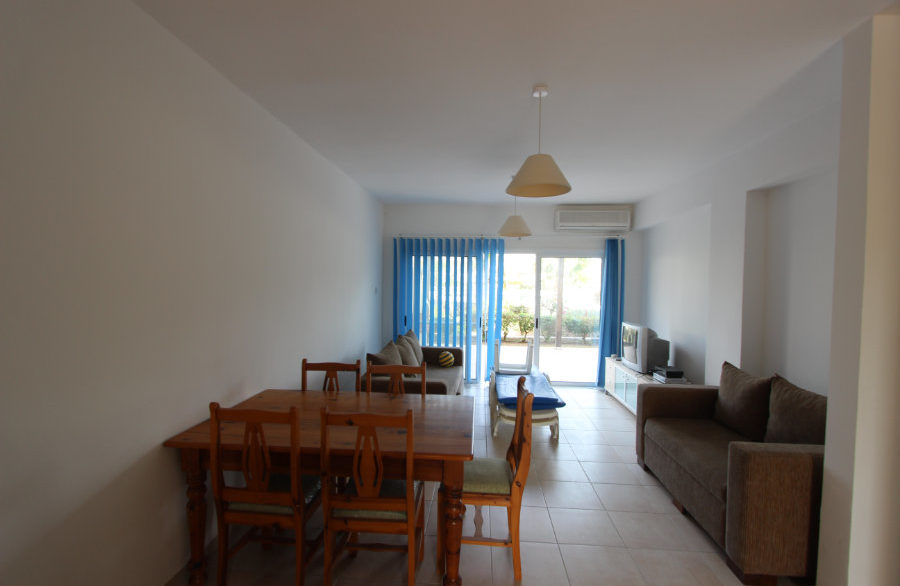 Tatlisu Marina 3 Bed Garden Apartment - North Cyprus Property 2