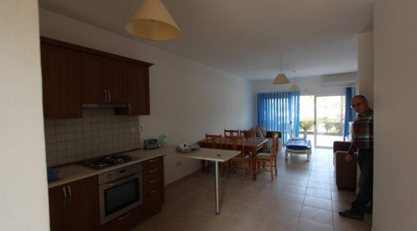Tatlisu Marina 3 Bed Garden Apartment - North Cyprus Property 3