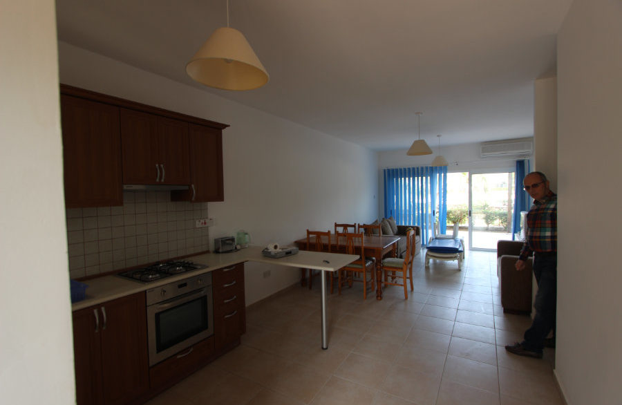 Tatlisu Marina 3 Bed Garden Apartment - North Cyprus Property 3