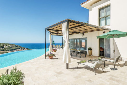 Esentepe Beachfront 500m2 7 Bed Golf Villa - North Cyprus Property 1