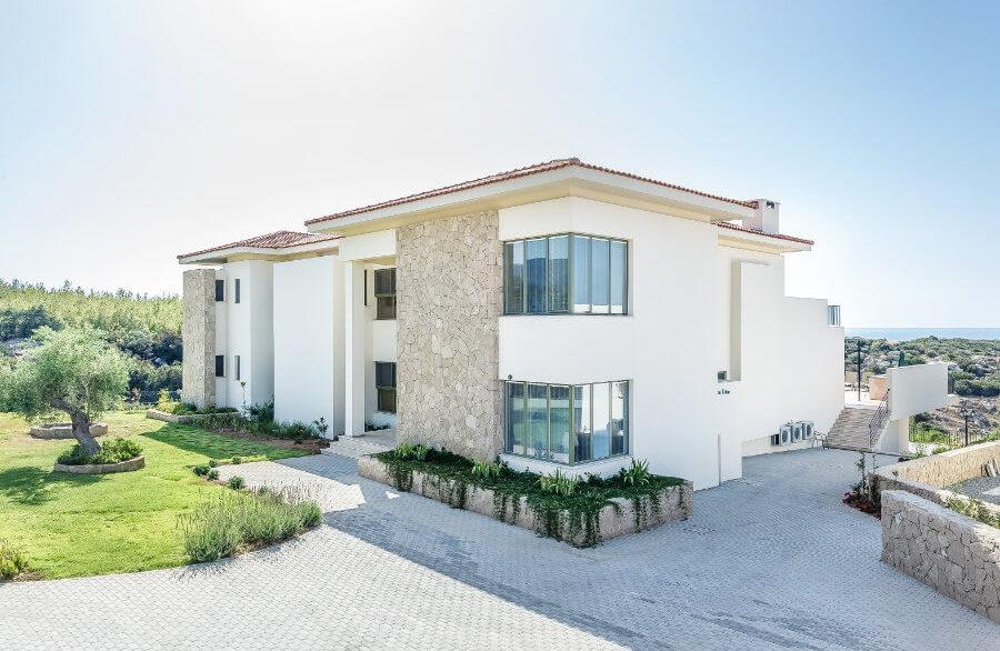 Esentepe Beachfront 500m2 7 Bed Golf Villa - North Cyprus Property 2