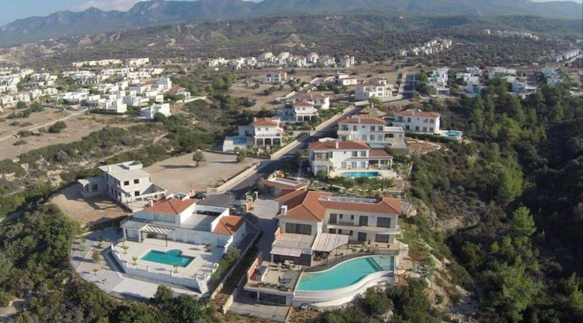 Esentepe Beachfront Luxury 6 bed Golf Villa - North Cyprus Property Z3